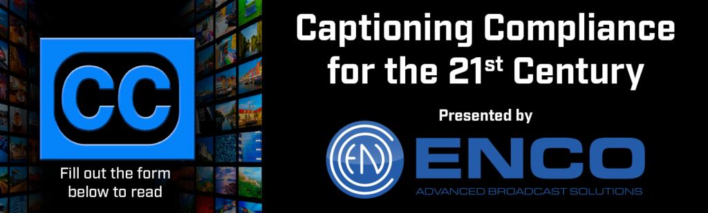 enCaption4 Solutions: Southfield, MI | ENCO Systems  - EBookButton2