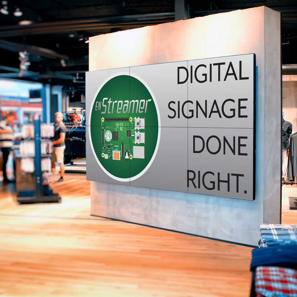 Beyond Broadcast - ENCO Systems - EnStreamerSignage