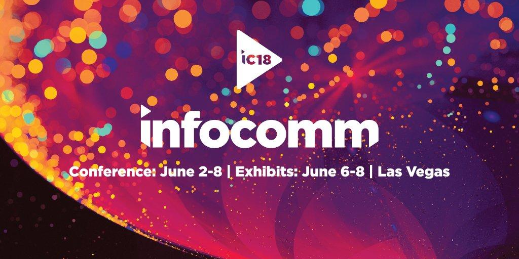 InfoComm - ENCO Systems - InfoComm18