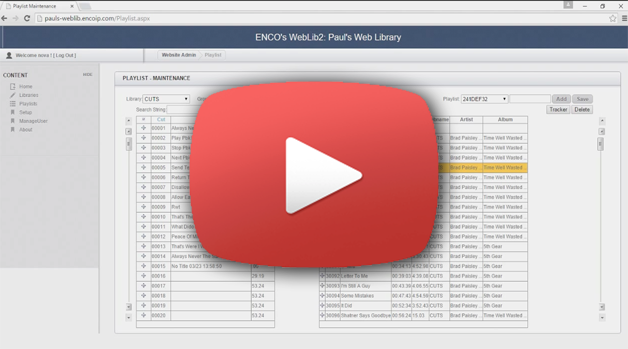 EnCloud Solutions for Mobile & Web: Southfield, MI | ENCO Systems - WeblibVideoThumbnail